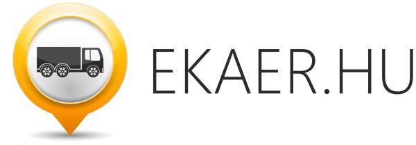 EKAER logó